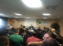 Seminar on starting a cannabis business